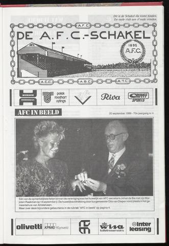 Schakels (clubbladen) 1989-09-20