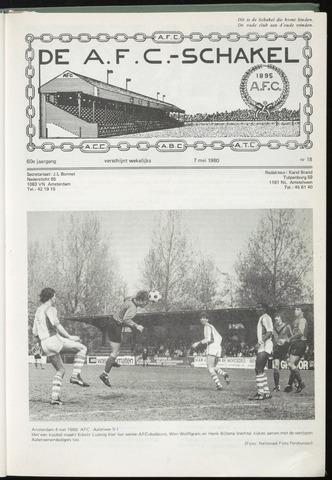 Schakels (clubbladen) 1980-05-07
