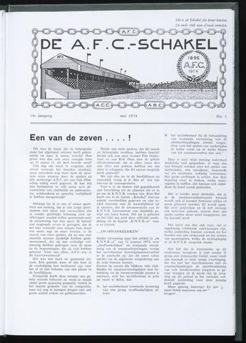 Schakels (clubbladen) 1974-05-01