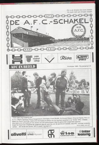 Schakels (clubbladen) 1989-10-18