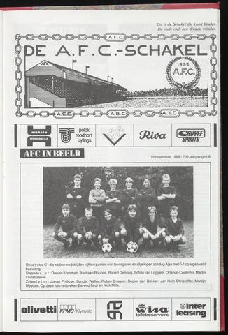 Schakels (clubbladen) 1989-11-15