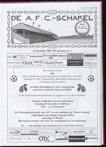 Schakels (clubbladen) 2009-12-16
