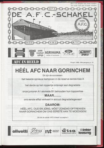 Schakels (clubbladen) 1989-04-19