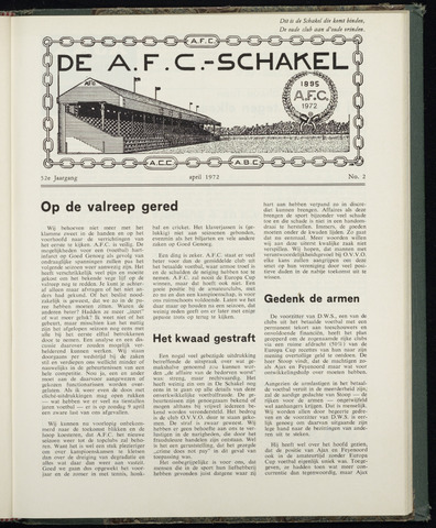 Schakels (clubbladen) 1972-04-01