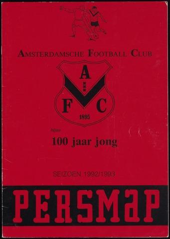 Persmappen 1992-09-01