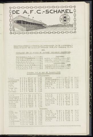 Schakels (clubbladen) 1939-02-02
