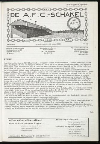 Schakels (clubbladen) 1978-03-22