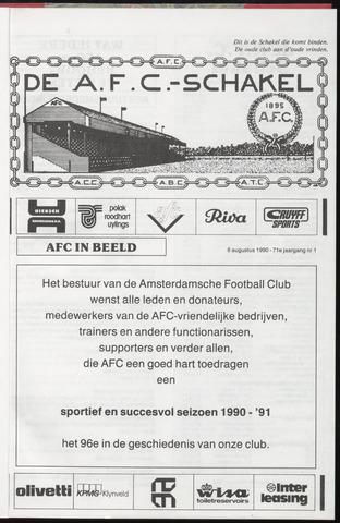 Schakels (clubbladen) 1990-08-08