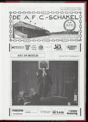 Schakels (clubbladen) 1992