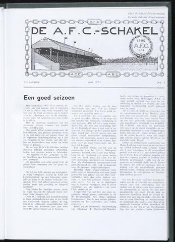 Schakels (clubbladen) 1974-05-07
