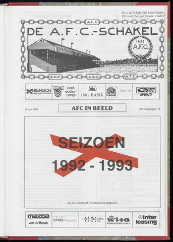 Schakels (clubbladen) 1993-06-16