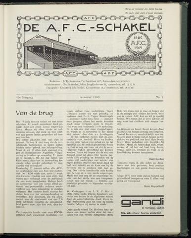 Schakels (clubbladen) 1969-12-01