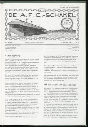 Schakels (clubbladen) 1981-12-16