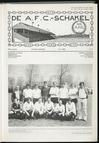 Schakels (clubbladen) 1980-05-01