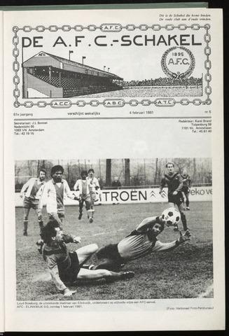 Schakels (clubbladen) 1981-02-04
