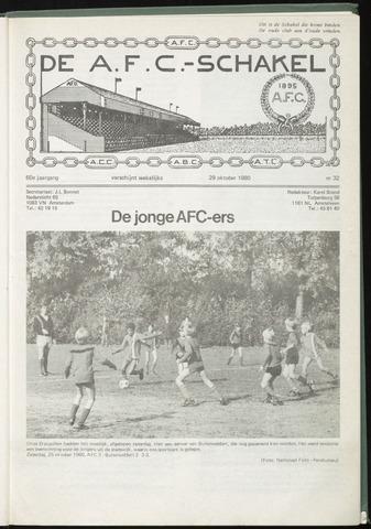 Schakels (clubbladen) 1980-10-29