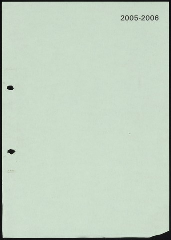 Jaarverslagen 2006-06-01