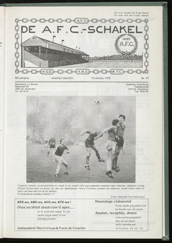 Schakels (clubbladen) 1978-10-18
