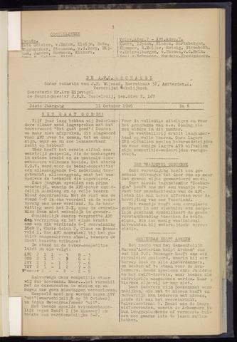 Schakels (clubbladen) 1945-10-11
