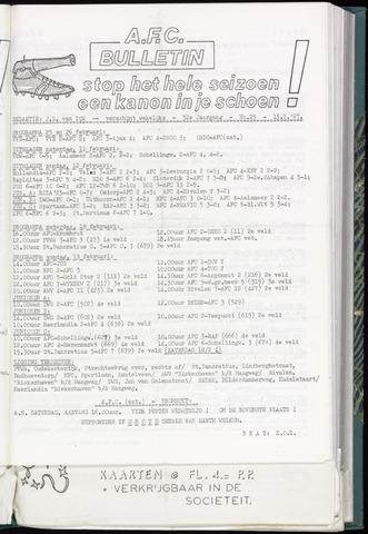 Bulletins (vnl. opstellingen) 1967-02-15