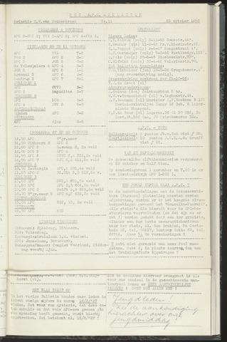 Bulletins (vnl. opstellingen) 1956-10-23