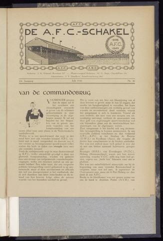 Schakels (clubbladen) 1946-07-01
