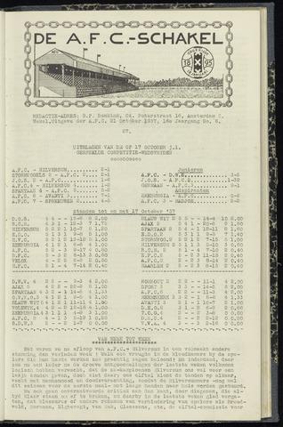 Schakels (clubbladen) 1937-10-21