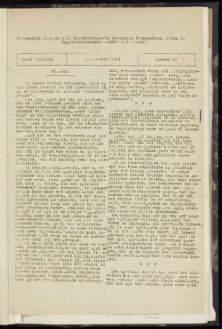 Schakels (clubbladen) 1944-01-20