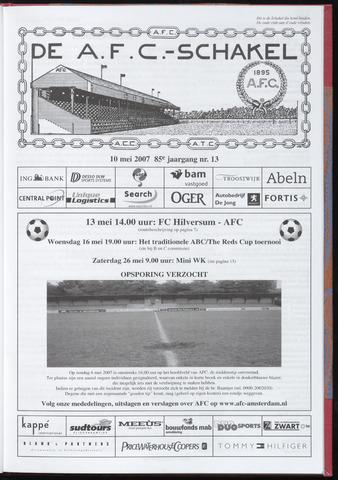 Schakels (clubbladen) 2007-05-10