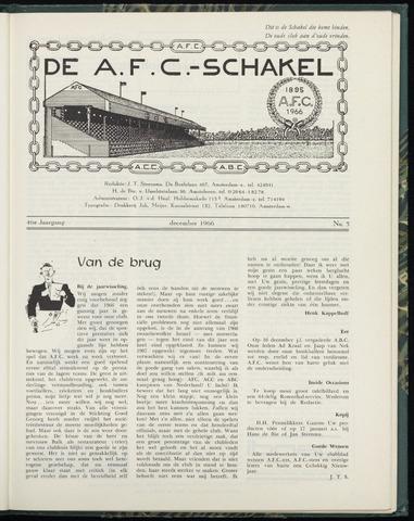 Schakels (clubbladen) 1966-12-01