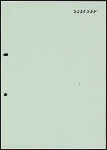 Jaarverslagen 2004-06-01