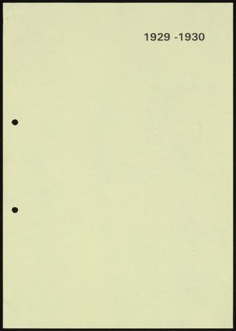 Jaarverslagen 1930-06-01