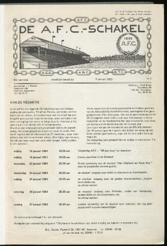 Schakels (clubbladen) 1980