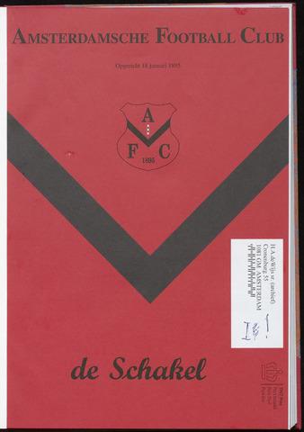 Schakels (clubbladen) 2008-08-20