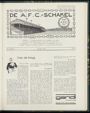 Schakels (clubbladen) 1967-01-01