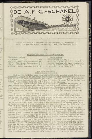 Schakels (clubbladen) 1939-10-26