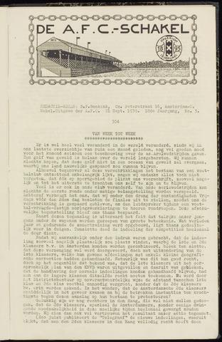 Schakels (clubbladen) 1939-09-21