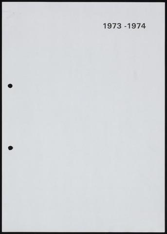Jaarverslagen 1974-06-01