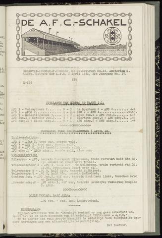 Schakels (clubbladen) 1942-04-02