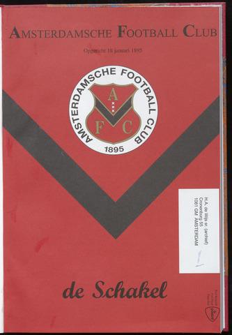 Schakels (clubbladen) 2012-08-15