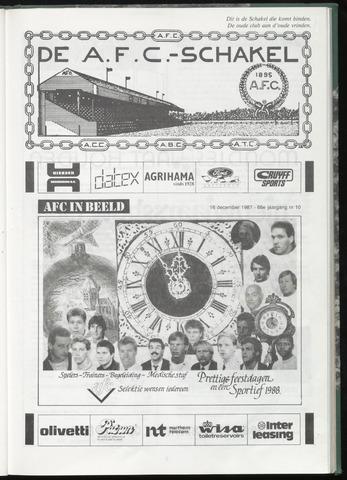 Schakels (clubbladen) 1987-12-16