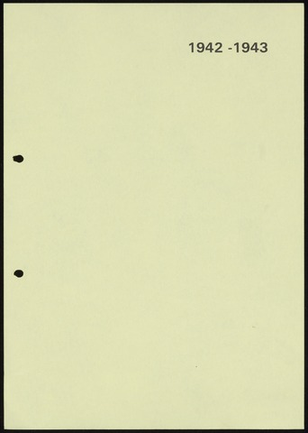 Jaarverslagen 1943-06-01