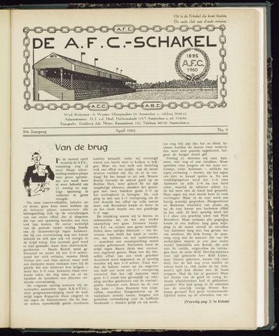 Schakels (clubbladen) 1961-04-01