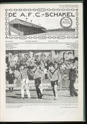 Schakels (clubbladen) 1980-12-03