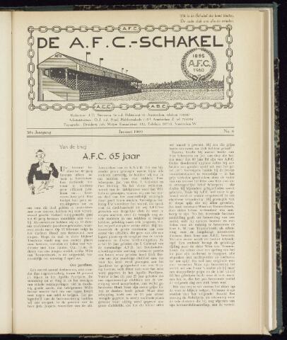 Schakels (clubbladen) 1960