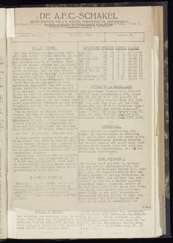 Schakels (clubbladen) 1944-03-16