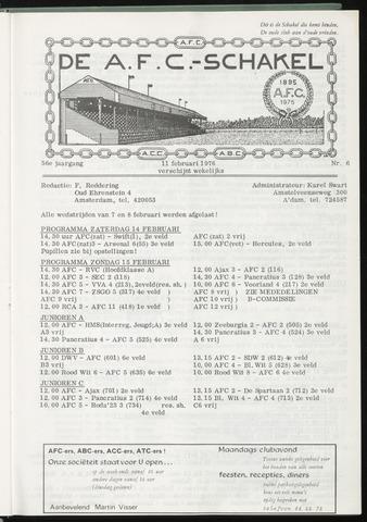 Schakels (clubbladen) 1976-02-11