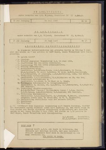 Schakels (clubbladen) 1944-06-28