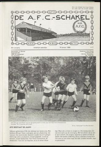 Schakels (clubbladen) 1980-01-16