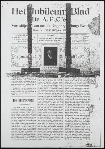 Jubileumboeken 1907
